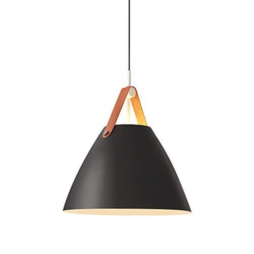 XINYANSEE Moderna Industrial Iluminación colgante - LED Metal Vintage Pantallas de Iluminación,...