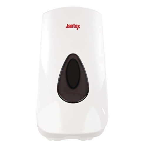 Jantex gf281 adaptable Distributeur de savon, blanc