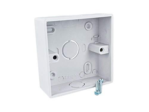 LEDLUX CL8686 Cajas de empotrar para paredes - Formato cuadrado - Medidas 86 x 86 cm