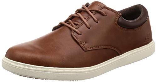Skechers Lanson - Escape Brown Casual Mens Shoe 9