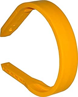 Poly Pickup Band for New Holland Square Baler Standard, Models: 590, 590C, 595, BB940, BB960, BB9050, BB9060, BB9070, BB9080, 230, 330, 340 - Yellow 12 Pack