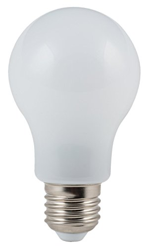 HEITRONIC LED Leuchtmittel E27 9W A60 warmweiß 2700K dimmbar 806 Lumen