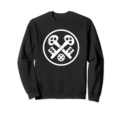 Schlosser Metallbauer Zunftzeichen Geschenk Sweatshirt