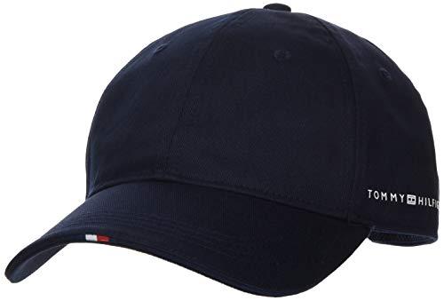 Tommy Hilfiger Herren Tailored Cap Hut, Blue, OS