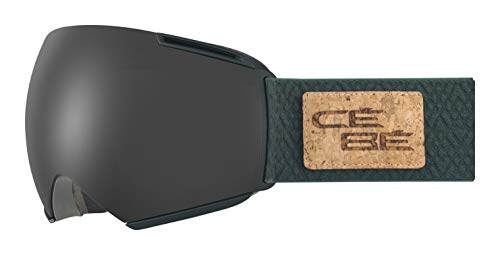 Cébé Icone Gafas Ski Matt Green Camo Adultos Unisex