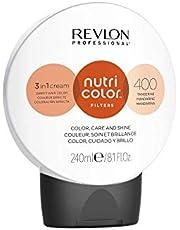 REVLON PROFESSIONAL Nutri Color Filters #400 Tangerine 240 ml