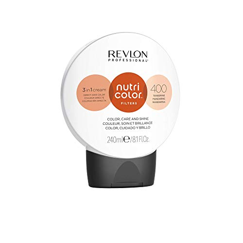REVLON PROFESSIONAL Nutri Color Filters #400 Tangerine 240 ml