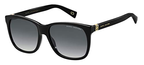 Marc Jacobs Marc 337/S Black/Dark Grey Gradient One Size