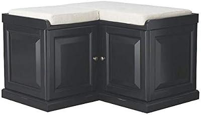 Amazon Com Winsome Wood 94040 Charleston Bench Walnut