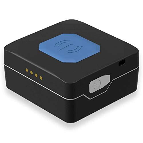 Teltonika TMT250 rastreador GPS Personal Negro 0,128 GB - Rastreadores GPS (0,128 GB, Recargable, Ión de Litio, 3,8 V, 40 g, 43 mm)