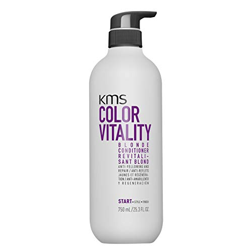 KMS California Colorvitality Blonde Conditioner, 1er Pack (1 x 750 ml)
