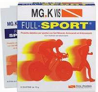 Full Sport 10 Bustine