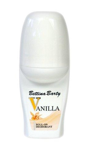 Bettina Barty Vanilla Roll-On Deodorant, 50 ml