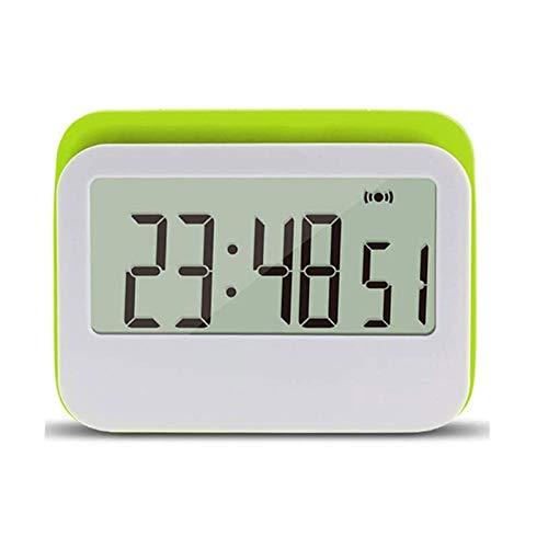 Adesign TEMPORADOR DE COCINA DIGITAL Pantalla grande La cuenta regresiva de Digitales electrónicas y contar con la alarma magnética de la alarma Temporizador de la cocina Cronómetro Digital 24 horas T