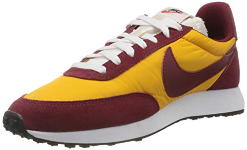 Nike Air Tailwind 79, Zapatillas para Correr para Hombre, University Gold/Team Red/White/Black, 47.5 EU