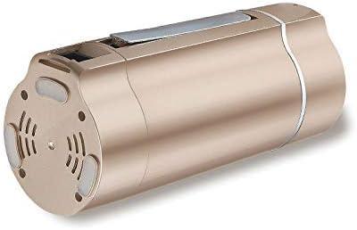 Multifunctionele Sojamelkmachine Roer Rijstpasta Maker Reservering Automatische Filtervrij SOJA-Bonen Melkmolen Voedsel Blender Juicer (Kleur: Goud) Blue
