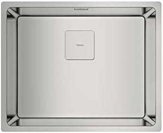 Fregadero Teka Flexlinea Rs15 50.40 Color Inox Ref 115000012 Mueble De 60 Cm Triple Posibilidad De Instalación