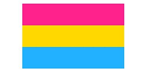 Pansexual Gay Pride Flagge 150x90cm