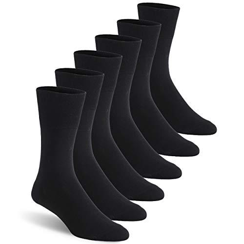 Wide Diabetic Socks Men, Feelwe Men