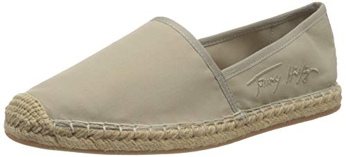Tommy Hilfiger, TH Signature Espadrille Mujer
