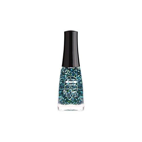 FASHION MAKE UP - Vernis à ongles Bijoux - Turquoise - Fabrication Européenne