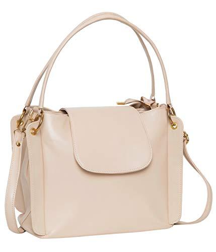 ADISA Women's Handbag (AD4055-CRE_Off White)