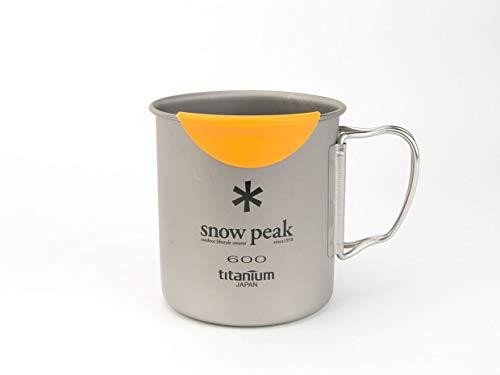 con Custodia in pelle Nuovo da Japan L Snow Peak T-013 Borraccia Titanio