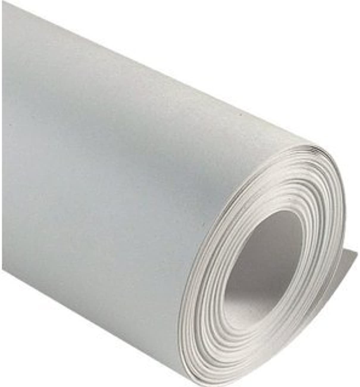 Borden & Riley #410 Charcoal/Pastel Paper, 36 Inches x 5 Yards Per Roll, 80 lb, Portrait-Gray, 1 Roll Each (410R360500)