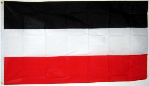 Flagge Fahne Deutsches Kaiserreich 1870-1919 90x150cm