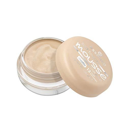 essence - Foundation - soft touch mousse make-up - 13 matt porcelain