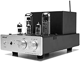 RFTLYS EA1A Headphone Amplifier & Integrated Amp Wireless Bluetooth EL34 Tube Class A Single-Ended(Silver)