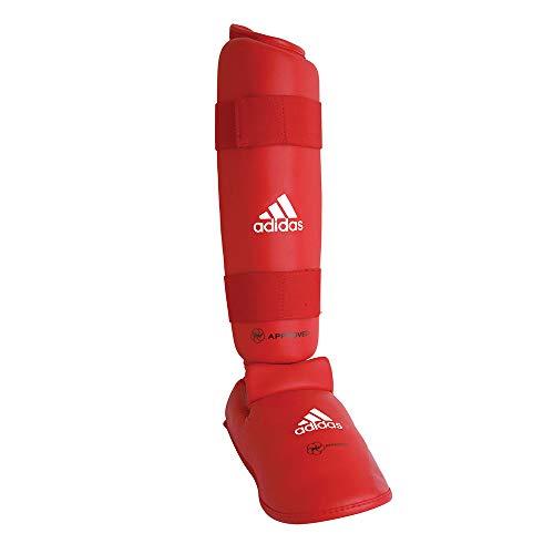Adidas 661 35 Unisex - Martial Arts Fußschutz XS rot