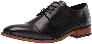 Kenneth Cole REACTION Men's Blake Cap Toe Lace Up Oxford