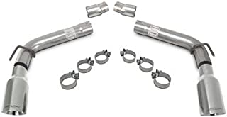 SLP Performance 31201 Loud Mouth Axle Back Exhaust Kit for Chevrolet Camaro V6