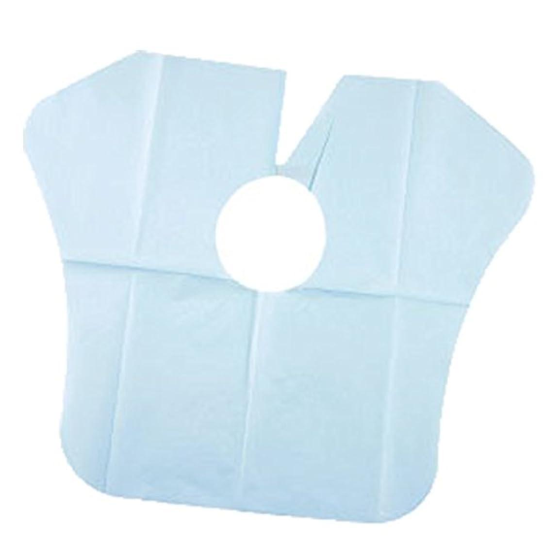 カウントアップ鳴らすパンツヨネコ ペーパーケープ 30枚入 不織布 ヘアダイクロスを汚れから守ります! YONECO