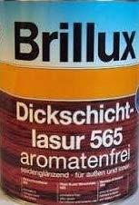 Brillux Dickschichtlasur 565, eiche 1410/2,25 L /