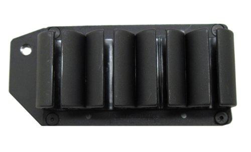 TacStar 4 Shot Sidesaddle 20 Gauge, Black
