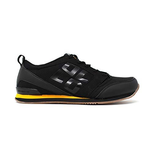 OLLO Sapien S - Raven GLT Gum - Black - Parkour and Freerunning Shoe - High Grip Sole Flexible Shoes - Best Shoe for Parkour, Freerunning, Ninja Training, and Obstacle Training… (8)