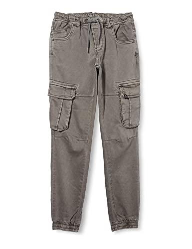 Garcia Kids Jungen Z3029_Boys Pants Hose, Limestone, 152