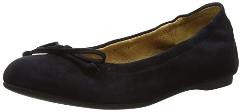 Gabor Shoes Fashion, Ballerines femme Bleu (sesamo 13) 42 EU