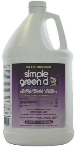 SIMPLE GREEN D-PRO 5 DISINFECTANT 1 GALLON