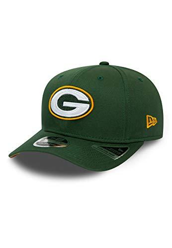 New Era Team Stretch 9Fifty Snapback Cap Green Bay Packers Grün, Size:M/L