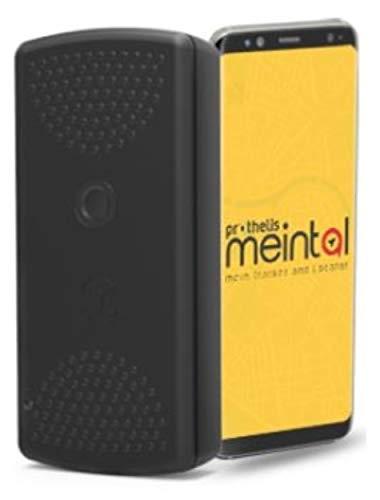 GPS Tracker Meintal 0903480-02 für Autos, Motorräder, Wohnmobile, Transportunternehmen, Frachtbeförderung, Boote, Yachten und Baumaschinen inkl. USB KFZ-Adapter und USB Ladekabel