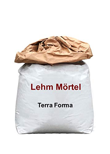 Terra Forma Lehmmörtel a 20 kg