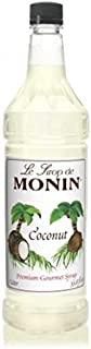 Best monin coconut syrup Reviews