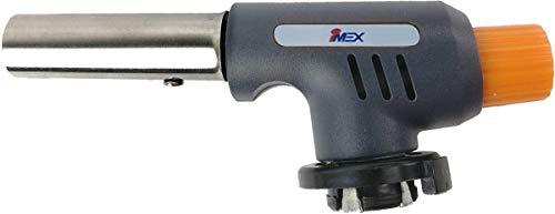 NS-100 Piezo Bunsenbrenner Flammbiergerät Flammbierer Gasbrenner MSF-1 Aufsatz (Nur Gasbrenner)