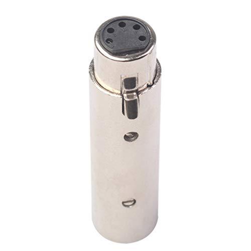 SM SunniMix Adaptador de Audio de Interconexión de Cabezales de Audio...