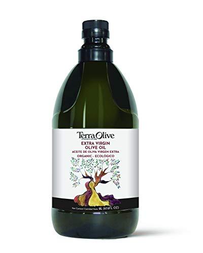 TerraOlive - Aceite de Oliva Virgen Extra (AOVE) Ecológico - 2L