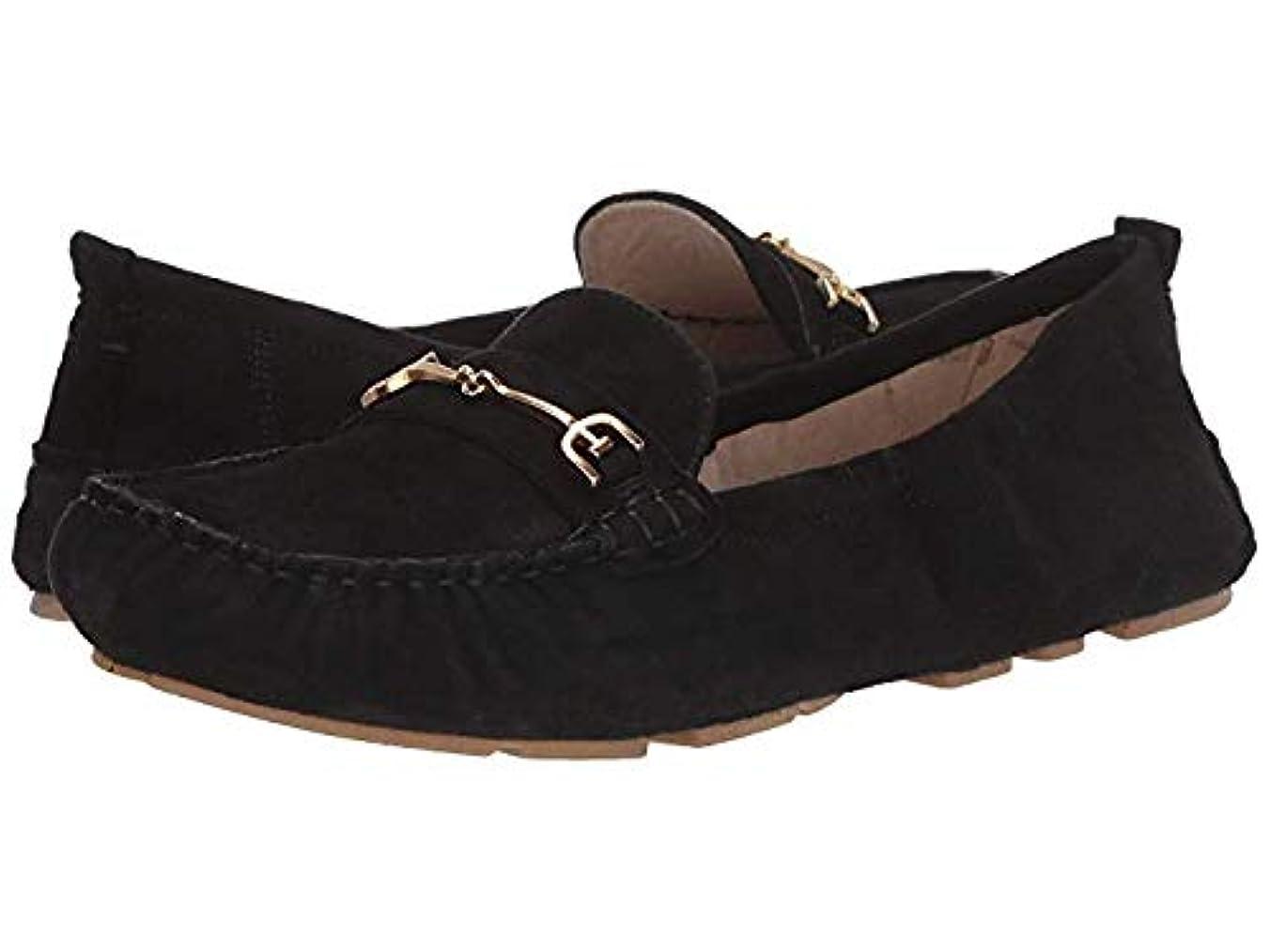 十分です困った権威[Sam Edelman(サムエデルマン)] レディースローファー?靴 Falto Black Kid Suede Leather (23cm) M [並行輸入品]