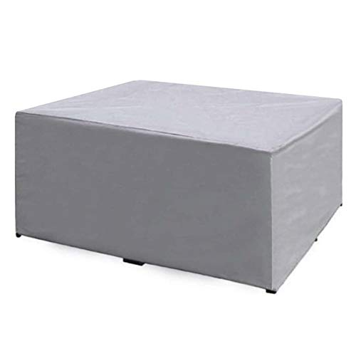 Patio Furniture Covers Waterproof for Table and Chairs 210x140x80cm, Garden Furniture Covers, Patio Furniture Set Cover, Outdoor Table Set Cover Rectangular, Indproof, Tear-Resistant